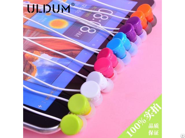 Uldum Deep Bass Cute Funky Top Rated Earphones For Mobile Phone