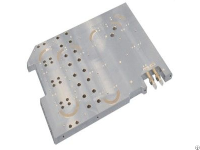 High Thermal Performance Liquid Cooling Plate