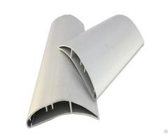 Aa6063 Aluminum Extrusion Profile Airfoil Fan Blade