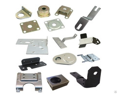 Progressive Mold Sheet Metal Fabrication Stamping Parts