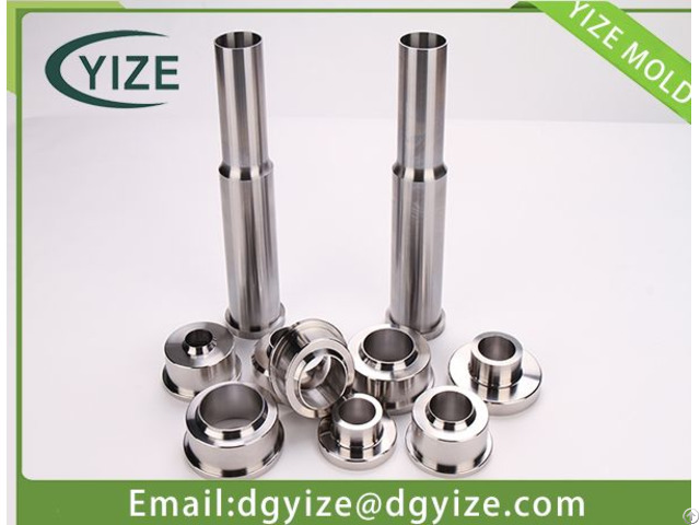 Quality Mold Spare Parts Round Tip Inserts Precision Mould Component Manufacturer