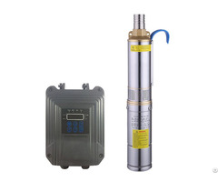 Sps Submersible Screw Solar Pump