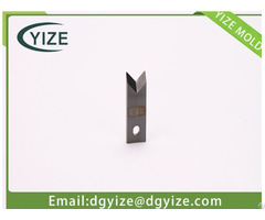 Skh51 High Speed Steel Needle Insert Core Supply Precision Mould Part Manufacturer Yize