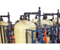 Mixed Bed Demineralizer