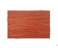Pvdf Coated Solid Panel With Stone Veneer