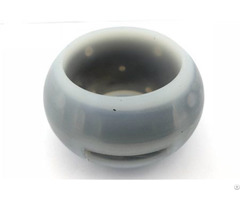 Plastic With Metal And Elastomer Overmold Parts