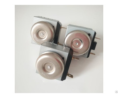 Electric Spare Part Mechanical Timer With Ring Bell For Oven