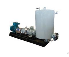 Synchronous Vacuum Tank Self Priming Chemical Process Pump