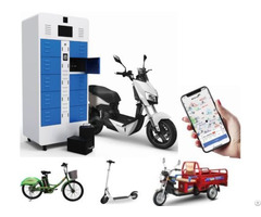 Shared Scooter Lithium Battery Intelligent Charging Swapping Station