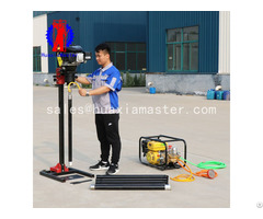 Bxz 2l Vertical Backpack Core Drilling Rig Machine Manufacturer For Chi