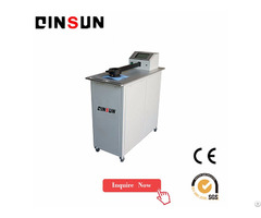 Air Permeability Testing Equipment Of Textile Fabrics