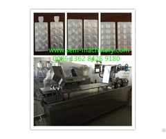 Dpp 250 Automatic Blister Packing Machine