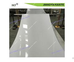 Poultry Cage Polypropylene Conveyor Manure Belt H Automatic Removal System