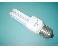 Compact Energy Saving Lamp 3u Cold White Warm Light