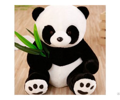 Lifelike Giant Plush Panda Bear Stuffed Animal Soft Toy