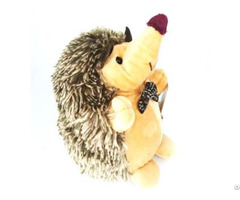 Customization Lovers Hedgehog Plush Toys Large Animal Game Gift Toy