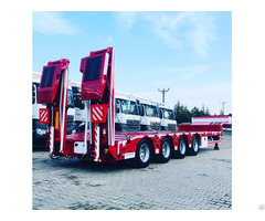 Ozdemirsan 4 Axle Semi Trailer