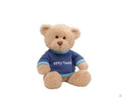 Custom 20cm Teddy Bear In T Shirt Customize Bears With Logo