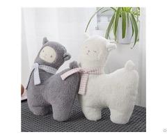 High Quality Custom Lovely For Plush Toy Fashion Alpaca