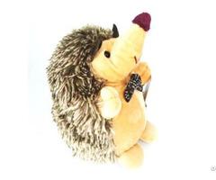Customization Lovers Hedgehog Plush Toys Large Animal Game Gift Toy