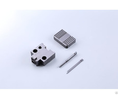Inserts With Cnc Machining High Precision Forming Cutter Supplier In China