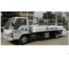 Potable Water Service Truck