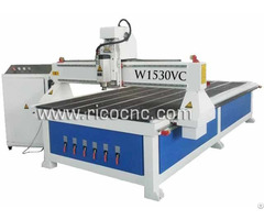 Wood Cnc Router Woodworking Machine W1530vc