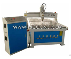 Plywood Cnc Router Wood Cutting Machine W1325v