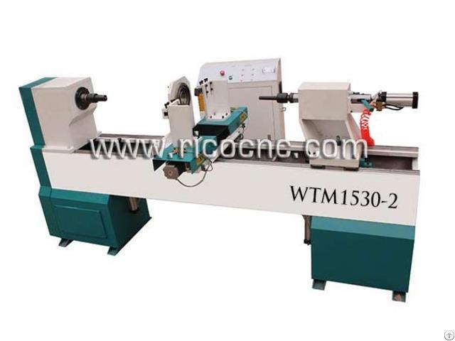 Cnc Woodturning Tool Baseball Bats Lathing Machine Wtm1530 2