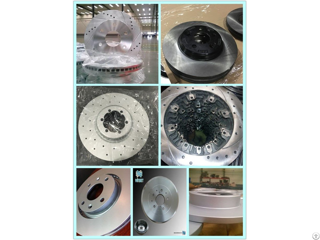 Brake Rotors From China Winset