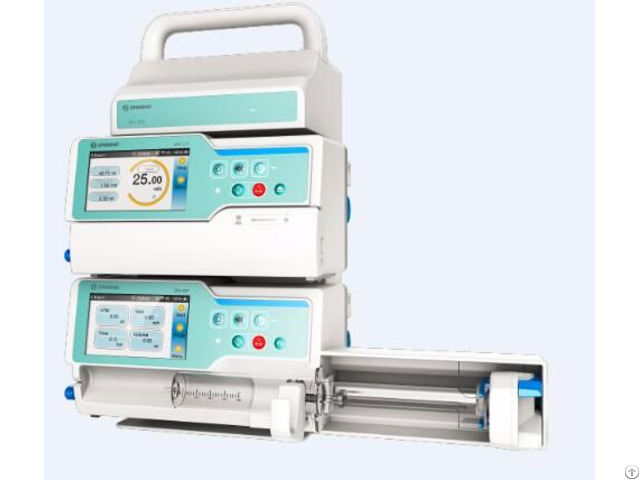 New Arrival Ce Iso Approved Portable Automatic Infusion Pump In Hospital
