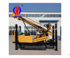 Fy600 Crawler Pneumatic Press Water Well Drilling Rig Supplier