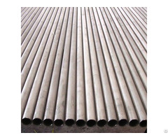 Stainless Steel Round Pipes Tube 201 304 316l