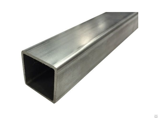 Stainless Steel Square Pipes Tubes