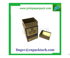 Customized Hot High Quality Wine Paper Gift Box