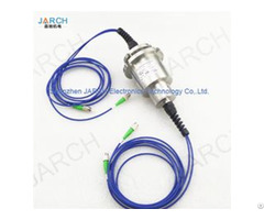 Ip54 Ip66 Ip68 Double Channel Forj Fiber Optic Rotary Joint Cable Slip Ring