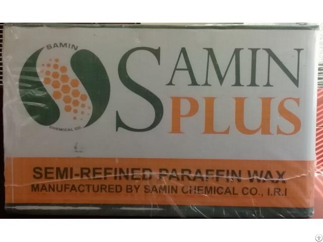 Sell Semi Refined Paraffin Wax
