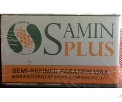 Sell Semi Refined Paraffin Wax
