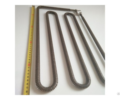 Stainless Steel 304 Finned Heating Tube Heater With High Quality