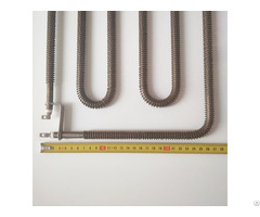 Electric Finned Air Heater With High Quality By Factory Direct Sales