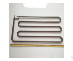 U Shaped Electric Air Heating Element Finned Tubular Heater