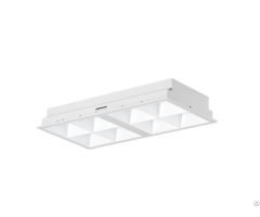 20w Recessed Led Grille Light Fixture
