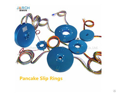 13mm Thickness Disc Slipring Connector Electrical Slip Ring