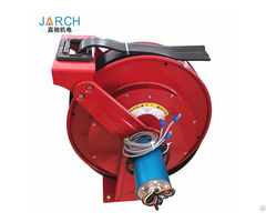 Heavy Duty Cord Reels Dmx Cable Reel For Theatrical Lighting Bar Stage Led Video