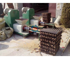 New Machine Made Charcoal Briquette Equipment