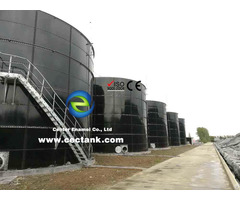 High Quality Biogas Storage Tank