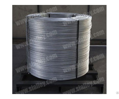 High Quality Cafe Casi Cored Wire From China