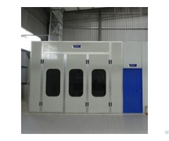 High Quality Car Spray Painting Booth Room