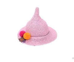 Kids Hats Summer Sunhat Straw Hat