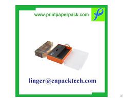 Custom Printed Elctronics Paper Packaging Box